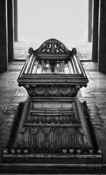 Inside - Safdarjung's Tomb