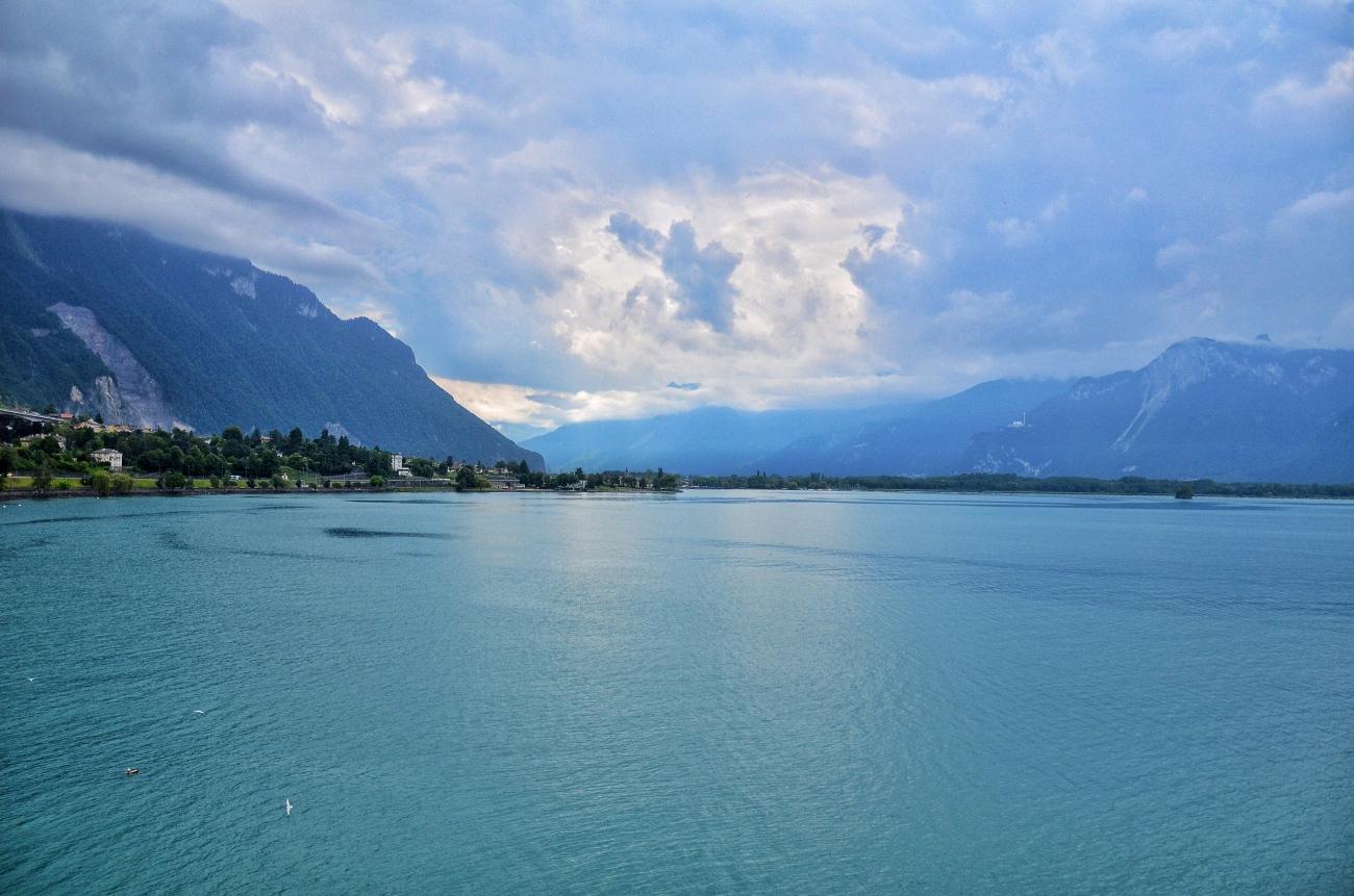 Lac Leman - Montreux