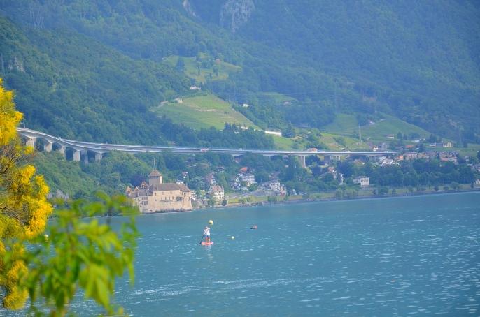 Lake Geneva - Montreux