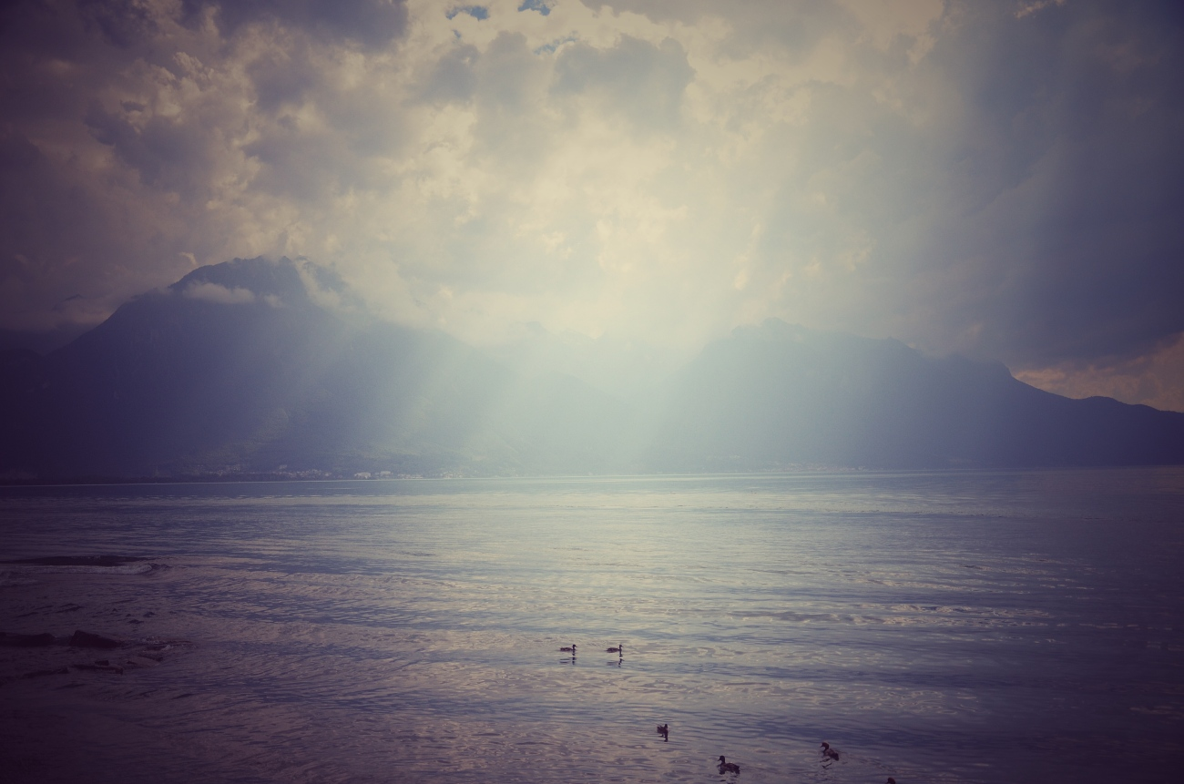 Let the Light Shine Bright - Montreux
