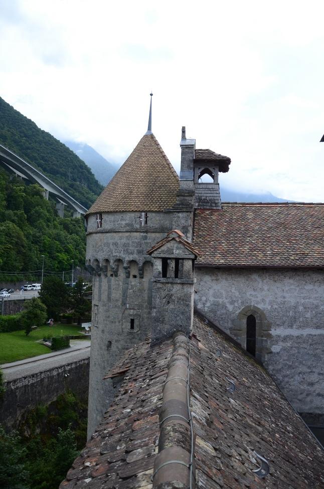 Montreuc Castle Chillon