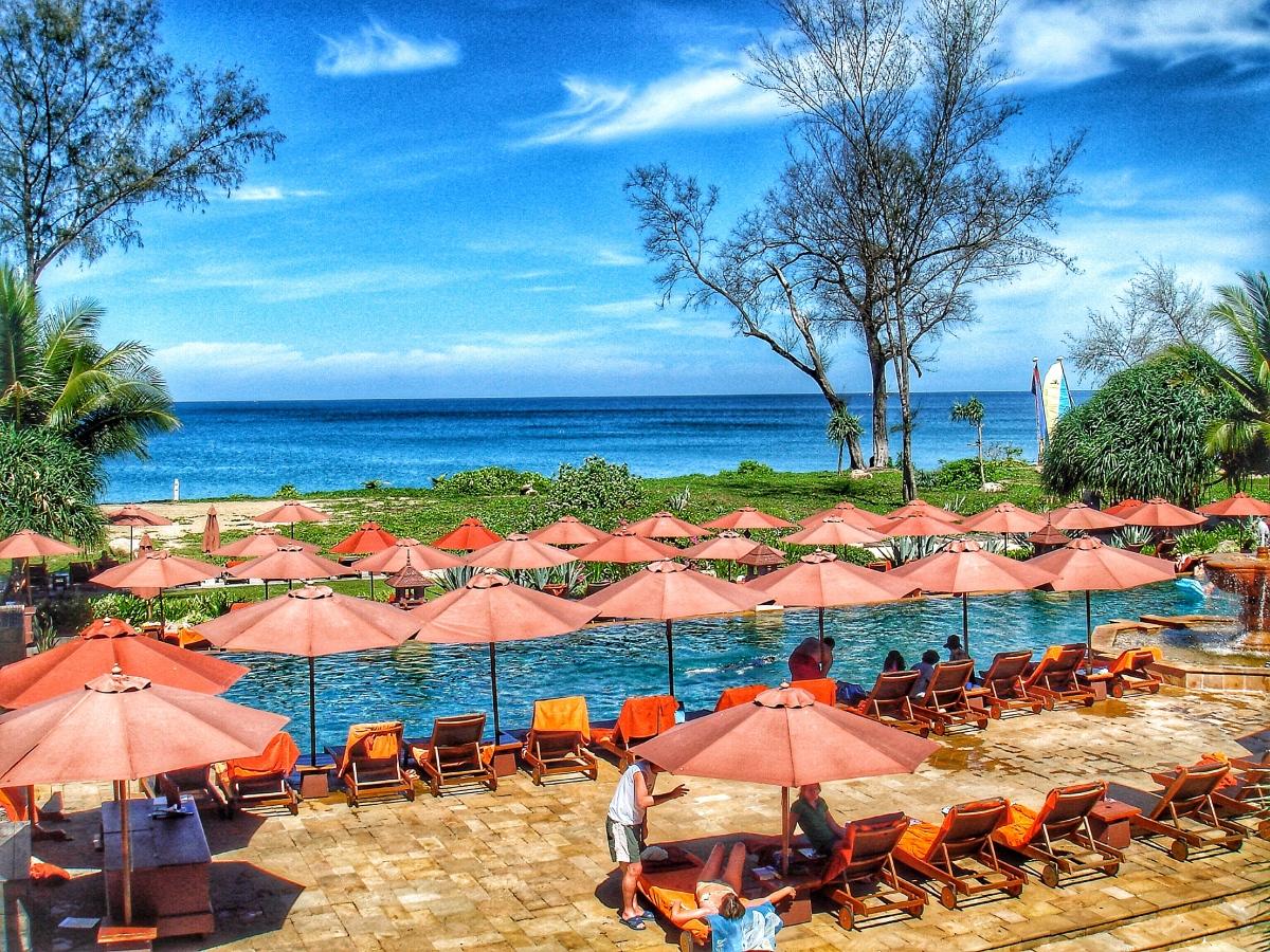A Resort Vacation at the JW Marriott Phuket Resort and Spa