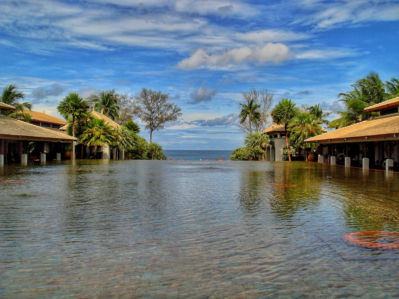 ReflectionPool - JW Marriott Phuket