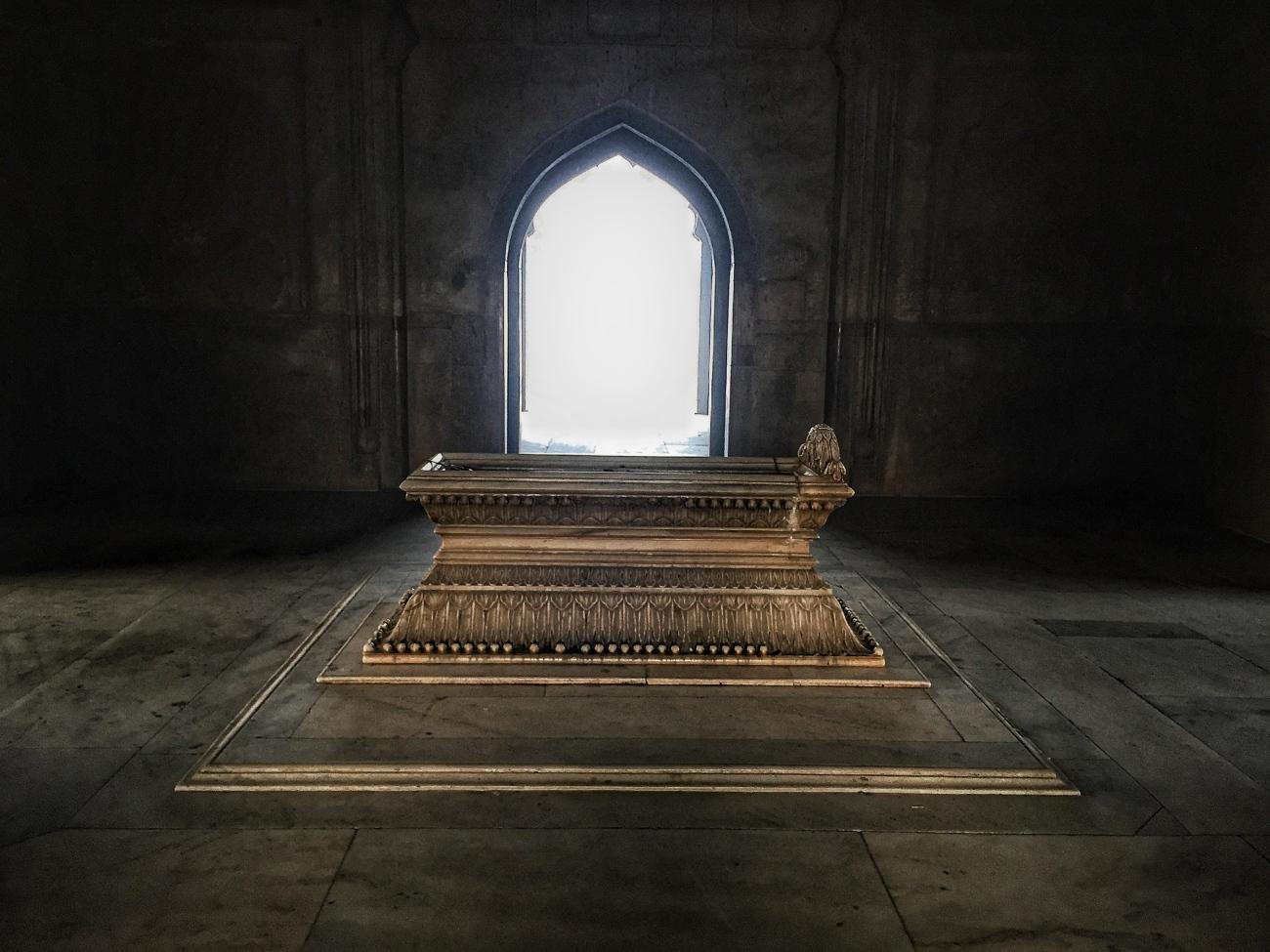 Safdarjung's Tomb - Inside