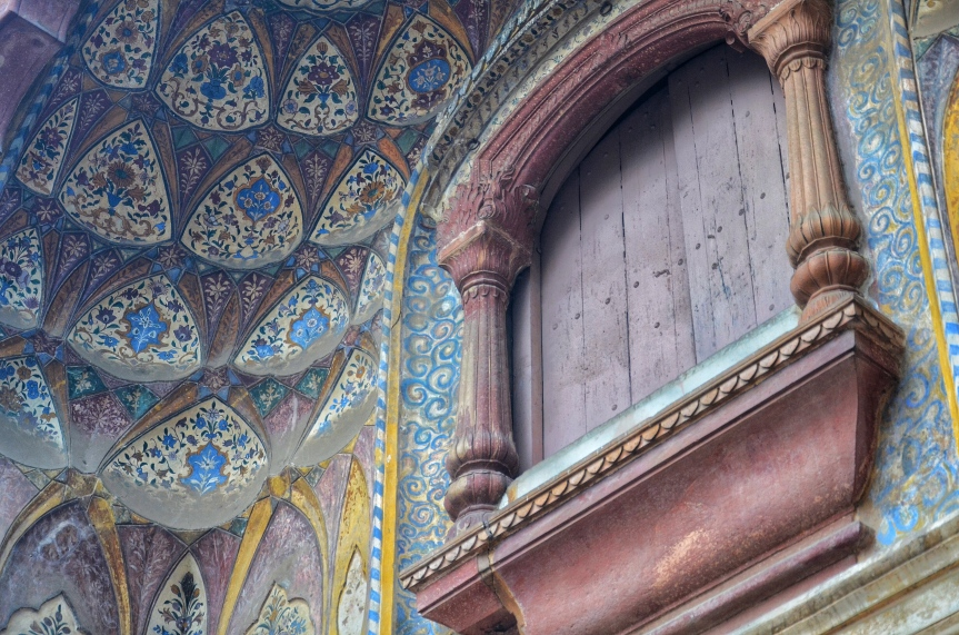 The Balcony - Safdarjung Tomb