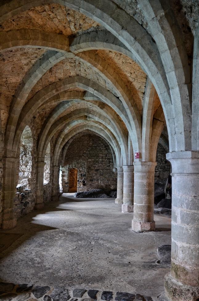 The Dungeons - Castle Chillon
