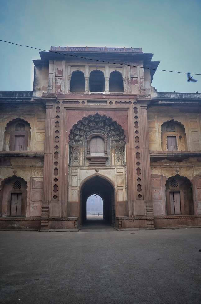 The Entry Gate - Safdarjung's Tomb
