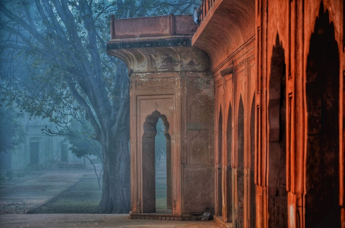 The Gardens and the Complex - Safdarjung's Tomb