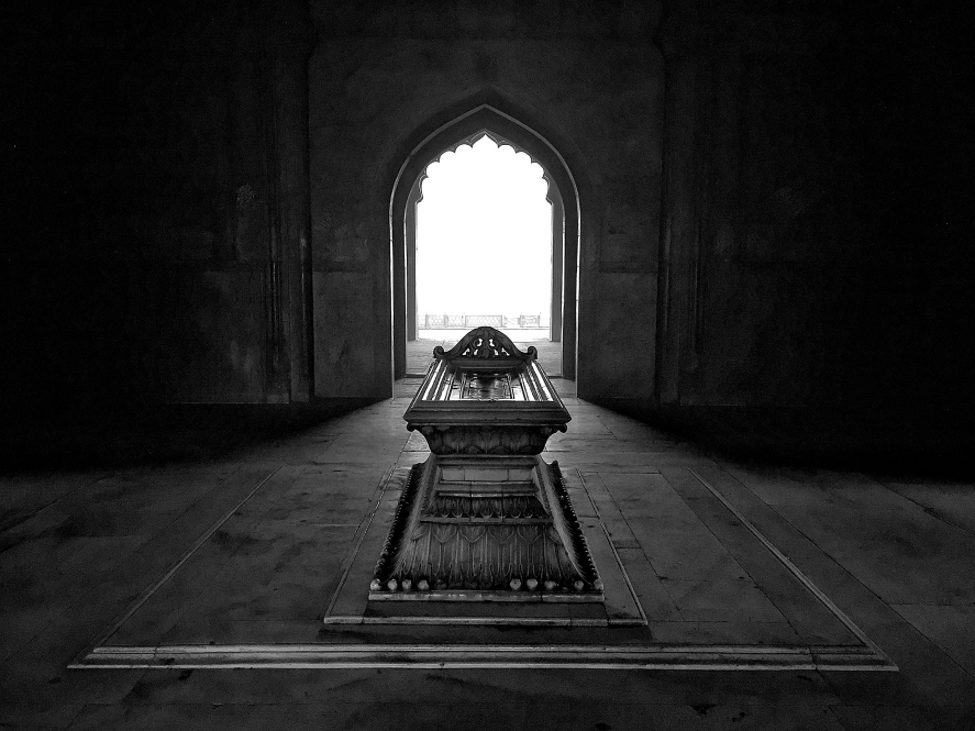 TheTomb of Safdarjung, New Delhi