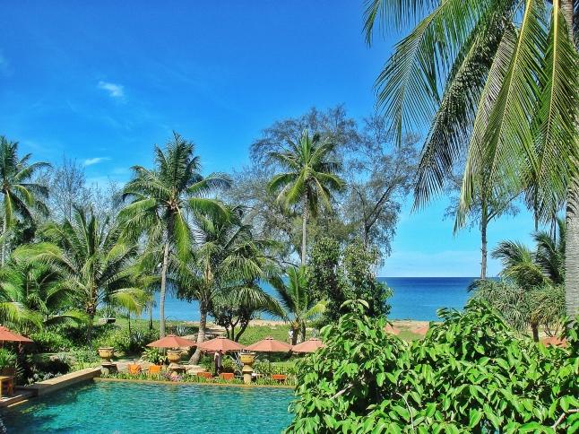 Water everywhere - JW Marriott Phuket