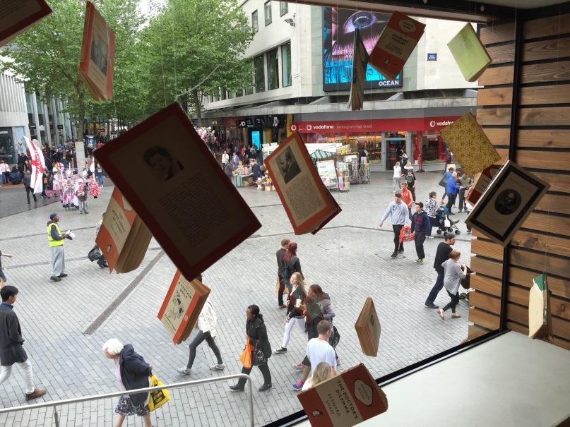 Books - Waterstones, Birmingham