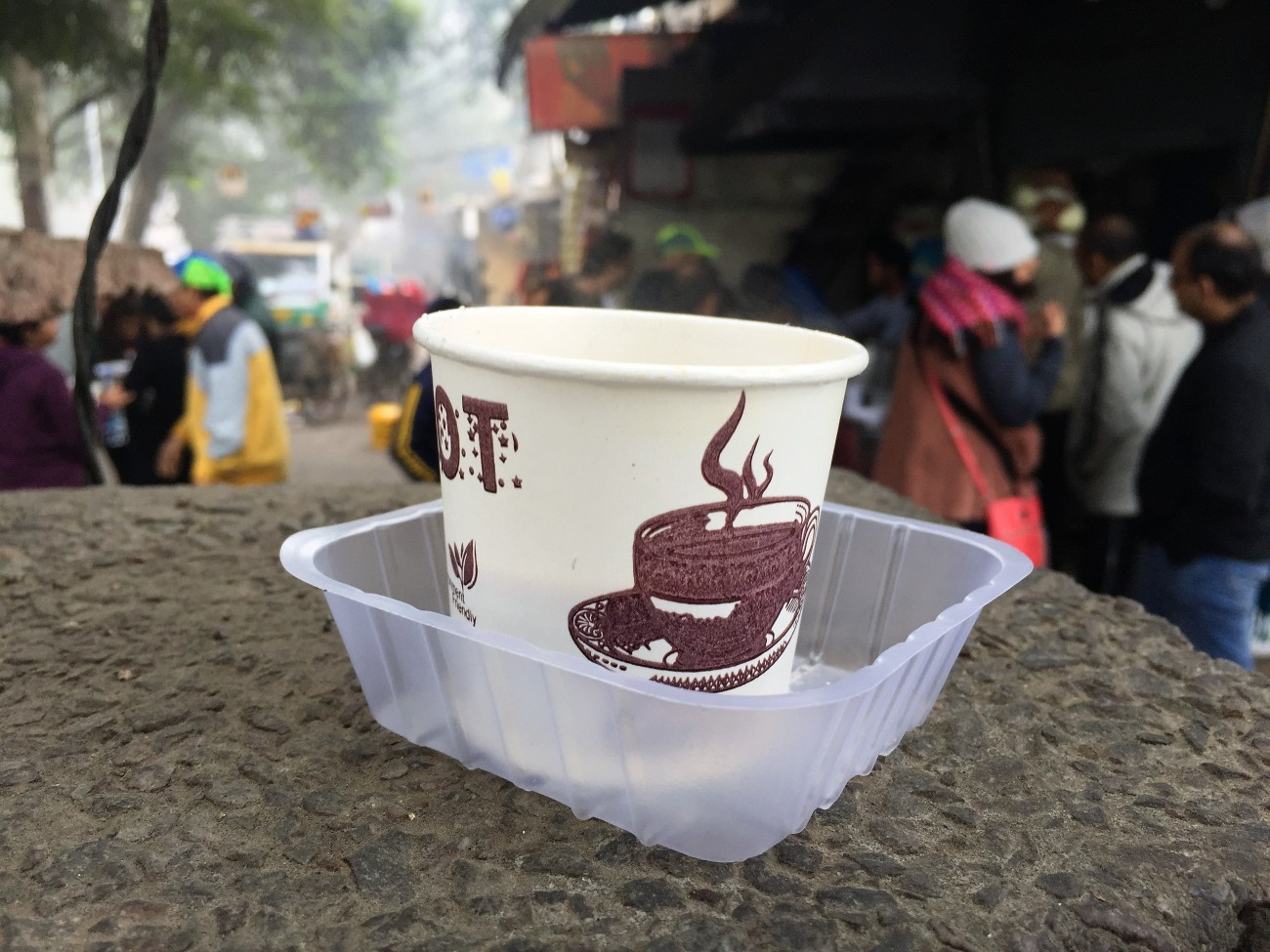 Hot Tea - Ring Road Market