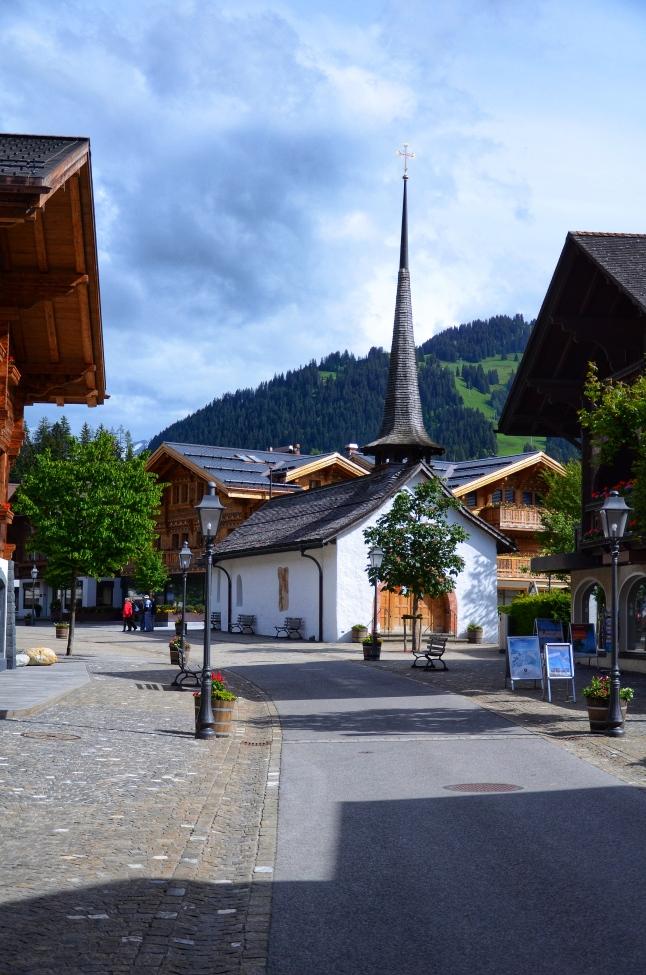 Gstaad Street