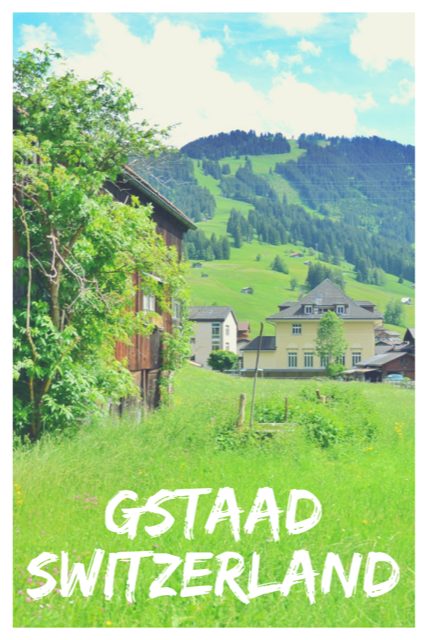 Gstaad (Switzerland) in Pictures #Photography #Travel #Switzerland #Gstaad