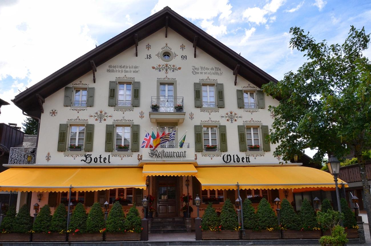 Hotel Olden Gstaad
