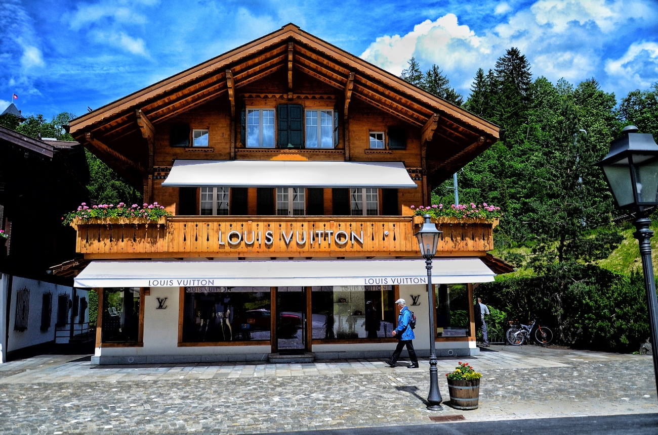 LV in Gstaad