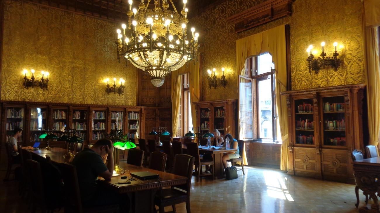 Metropolitan Szabo Ervin Library