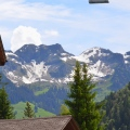 Snow-capped Mountains – Gstaad