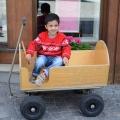 Wagon Man – Gstaad