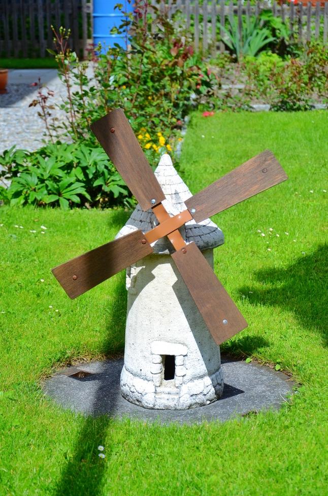 Windmill - Gstaad