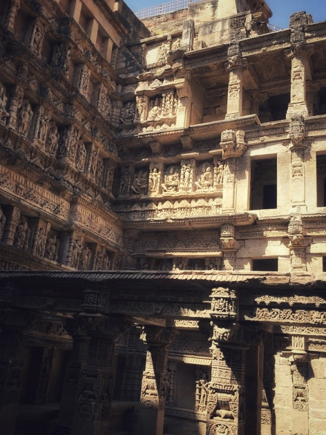 Mezmerizing Architecture - Queen's Stepwell, Patan, Gujarat