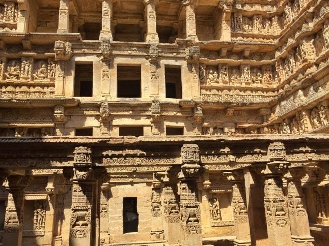 The Magnificant Rani ki Vav in Patan Gujarat