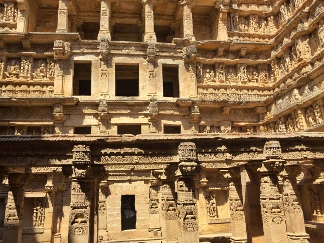 The Magnificant Rani ki Vav in Patan Gujarat