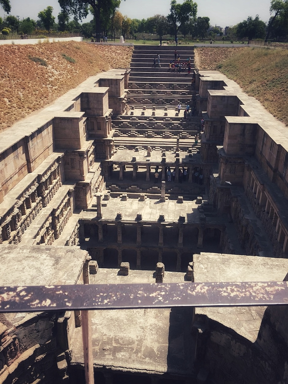 The Queen of Stepwells - Patan, Gujarat
