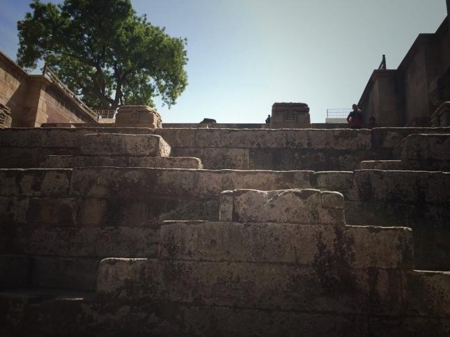 The Steps of the Stepwell - Rani ki vav, Patan, Gujarat