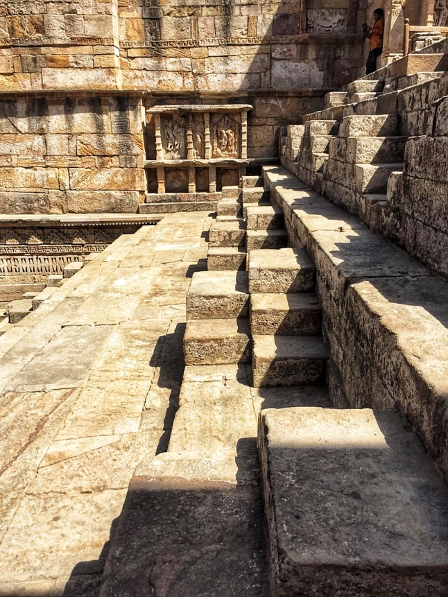 The Steps - Queen's Stepwell in Patan, Gujarat