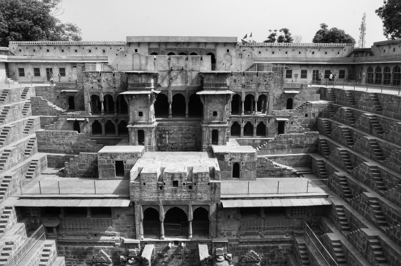 Architecturally Magnificant - Chand Baori