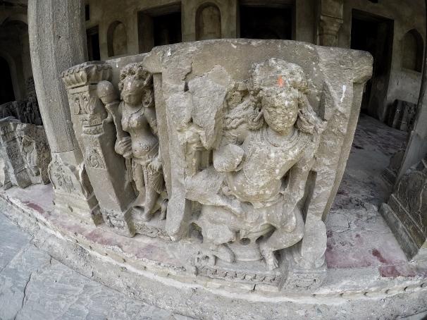 Art at the Baori - Sculptures