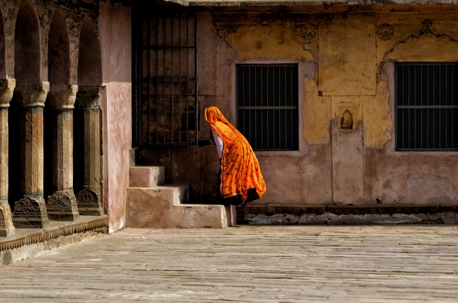 Beautiful and Bright - Colours of Rajasthan