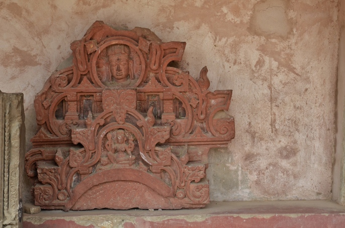 Carved Stones - Chand Baori