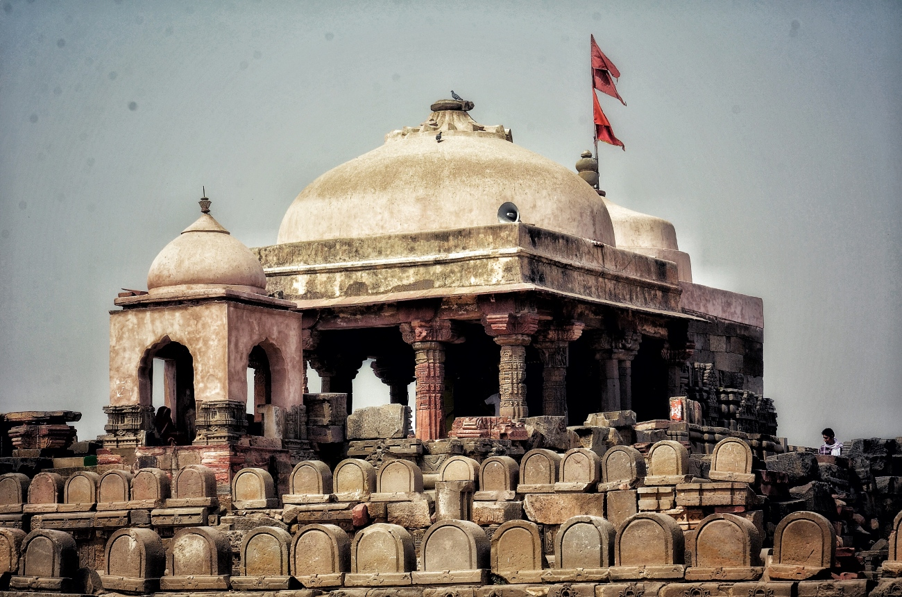 Harshat Mata Temple, Abhaneri