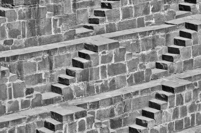 Steps - Chand Baori, Rajasthan