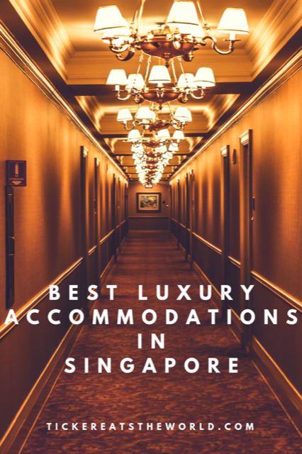Best Luxury Accommodations in Singapore #Luxury #Hotel #Singapore #Travel