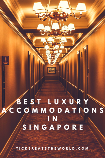 Best Luxury Accommodations in Singapore #Luxury #Hotel #Singapore #Travel