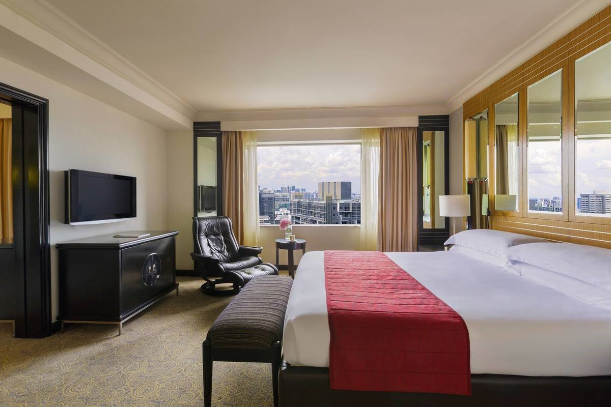 Executive Suite, Marina Bay Sands, Singapore
