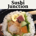 A foodie affair with Sushi Junction #Gurgaon #Review #Food #Sushi
