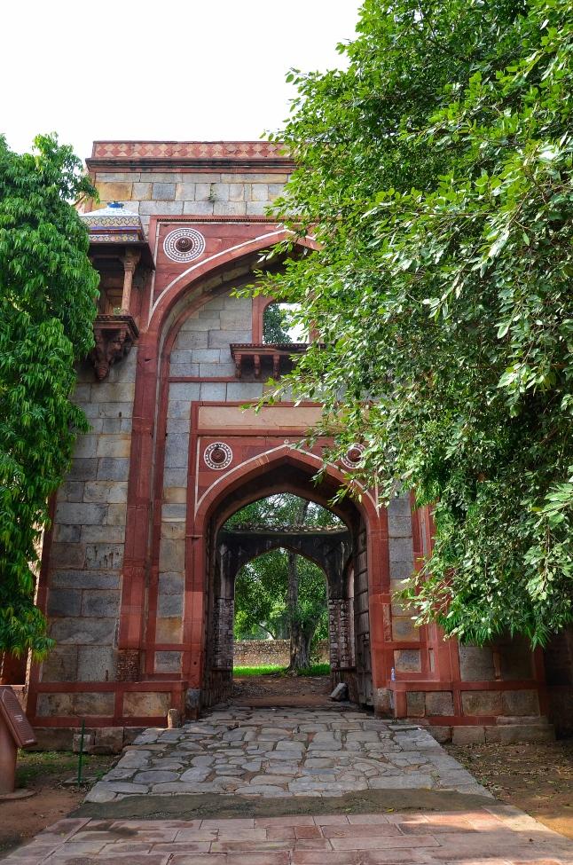 Araba Sarai - Gateway to the Tomb