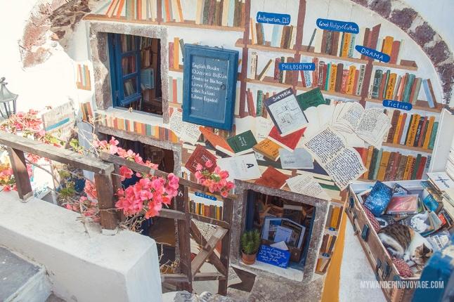 Atlantis Books - Oia