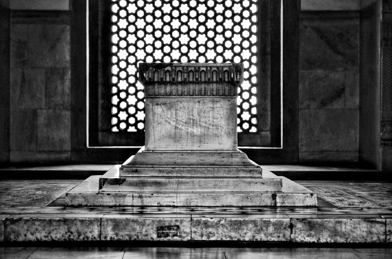 Final Resting Ground - Emperor Humayun