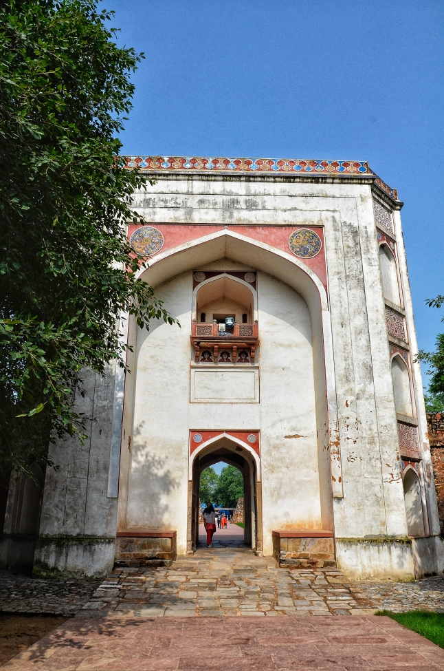 Humayun's Tomb - Gateways and Walkways