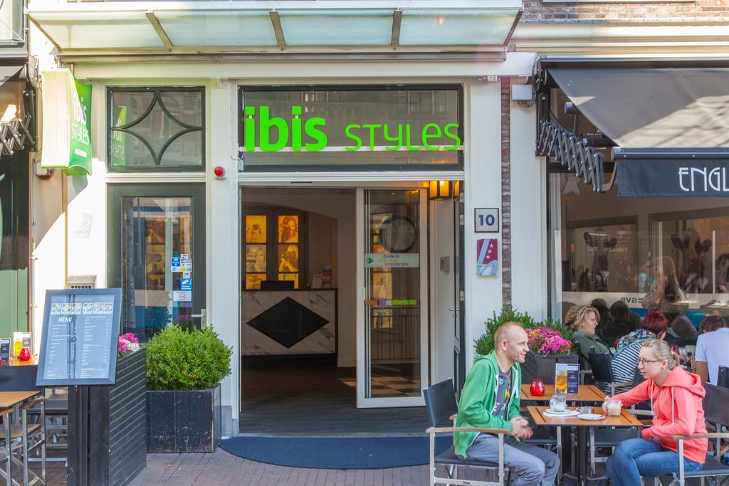 ibis styles entrance