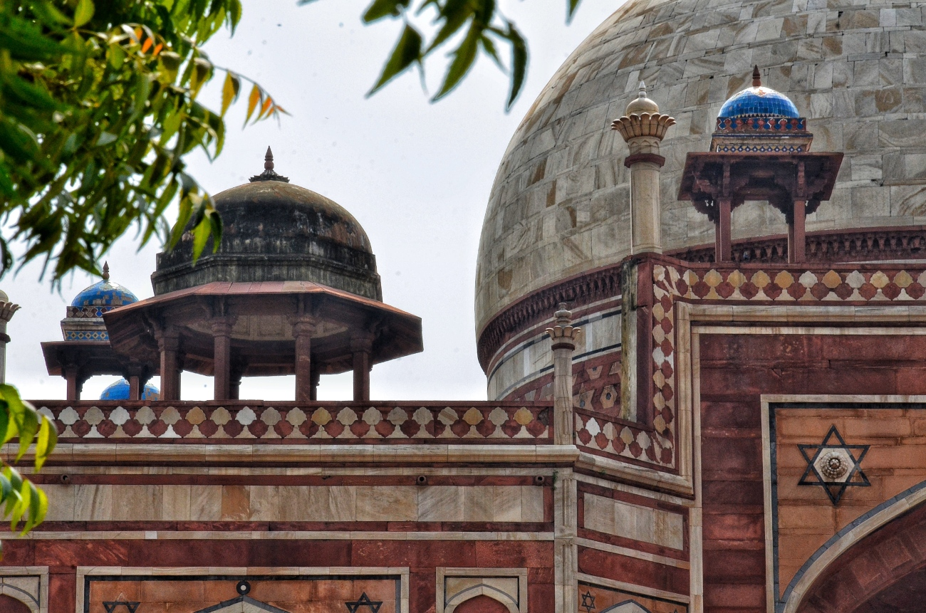 Persian Architecture of Humayun's Tomb