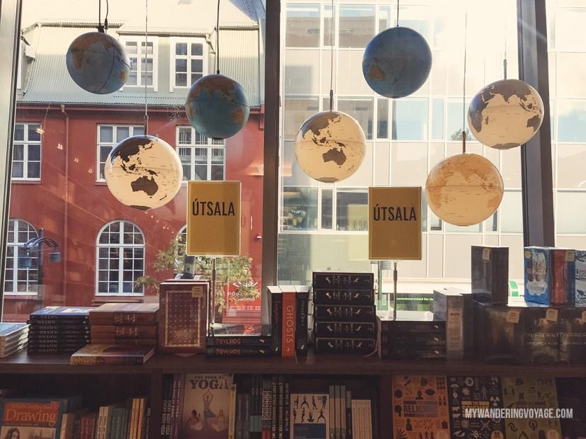 Reykjavik Bookstore 1