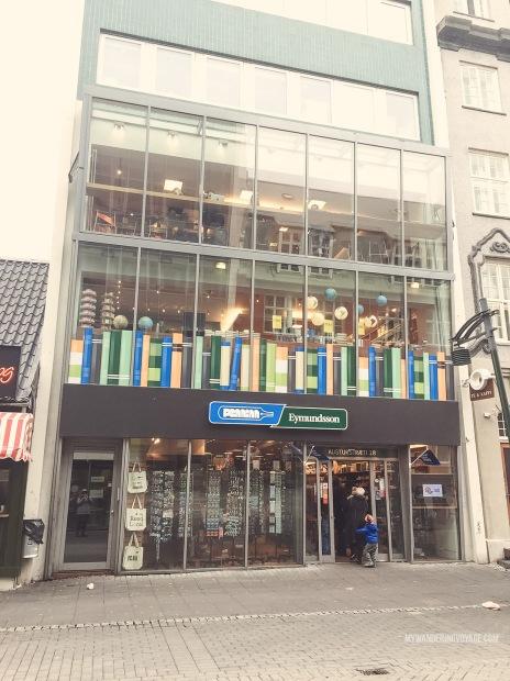 Reykjavik Bookstore 2