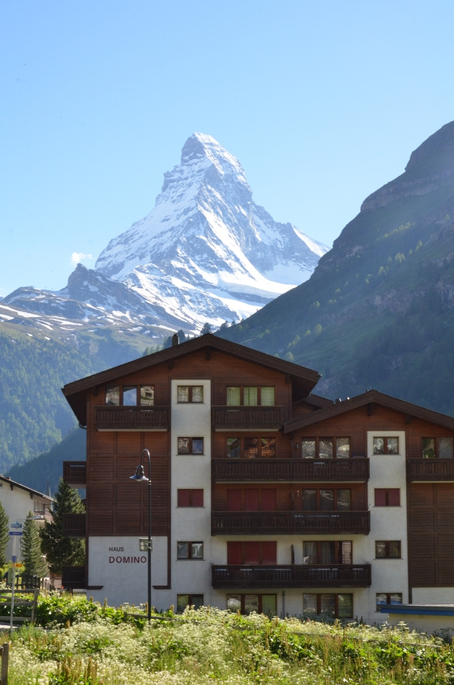 The Mighty Matterhorn, Zermatt