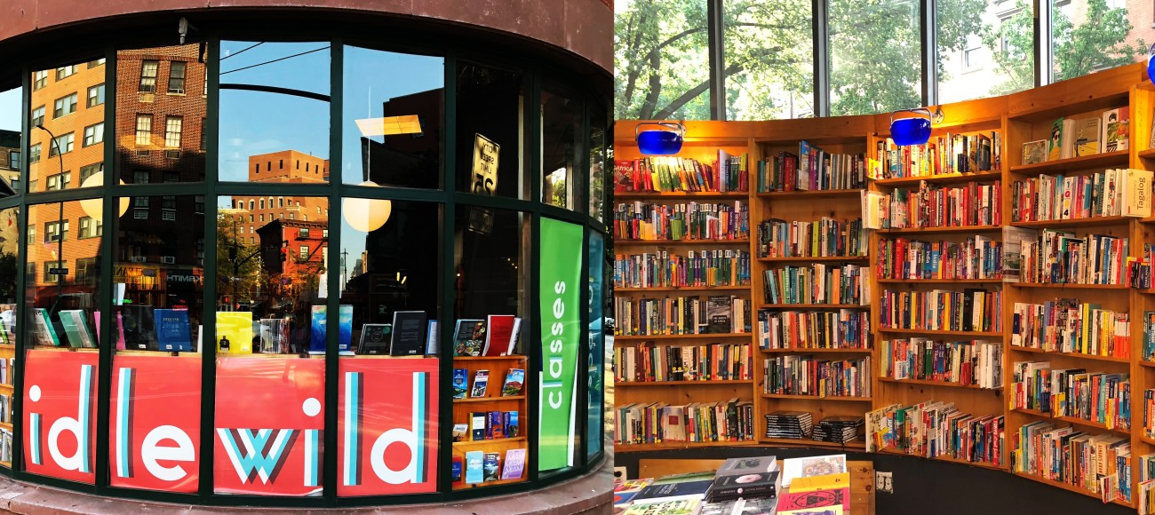 Idlewild Bookstore, New York City, USA